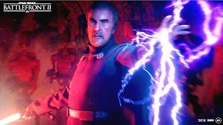 Star Wars Battlefront 2 Funny & Random Moments [FUNTAGE] #88 - Count Dooku is Here!