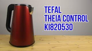 Распаковка TEFAL Theia Control…