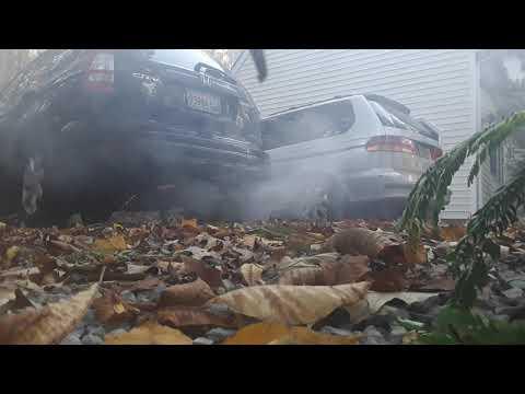 SEAFOAM vacuum line smoke out!!! Check it out.