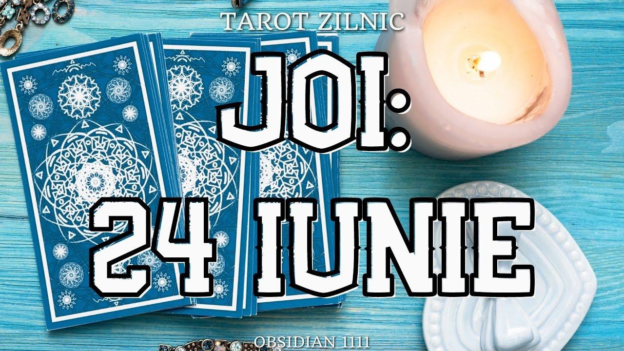 TAROT ZILNIC ZODII: 24 IUNIE 2021 ☀️ (JOI) / DRAGOSTE, PROFESIE ȘI UN MESAJ SPECIAL