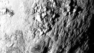 بالفيديو والصور .. ناسا تعرض مشاهد مذهلة لجبال الجليد على كوكب بلوتو