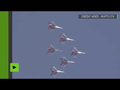 La Russie offre six avions de combat MiG-29 à la Serbie