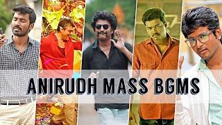 Anirudh Mass Bgm Collection | Top Anirudh BGMs