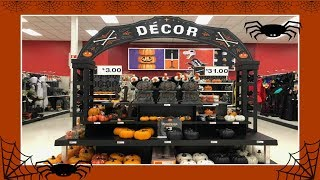 Shop With Me At Target Fall/Halloween