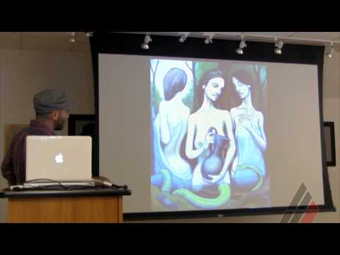 Gabriel Karagianis Visiting Artist Lecture 4/4/2012 American Academy of Art