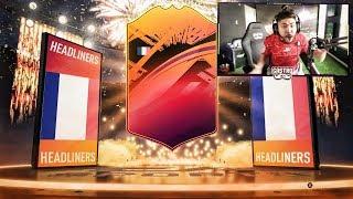 OMG I PACKED 3 FUT HEADLINERS!! FIFA 19