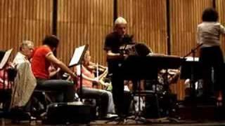 Grabación realizada en el Teatro Metropolitano, durante el ensayo g...