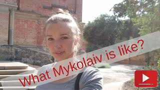 Travel To Mykolaiv With That Lviv Girl