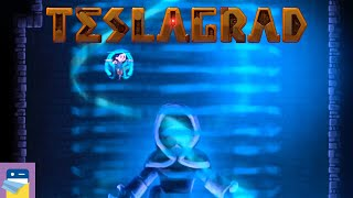 Teslagrad: iOS / Android Gameplay Walkthrough Part 1 (by Playdigious)