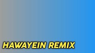 DJ INDIA ! Hawayein ( Zidan Habieby Remix )