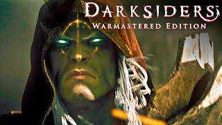 DARKSIDERS - Pelicula Completa Español HD 1080p | Los Jinetes del Apocalipsis (Guerra)