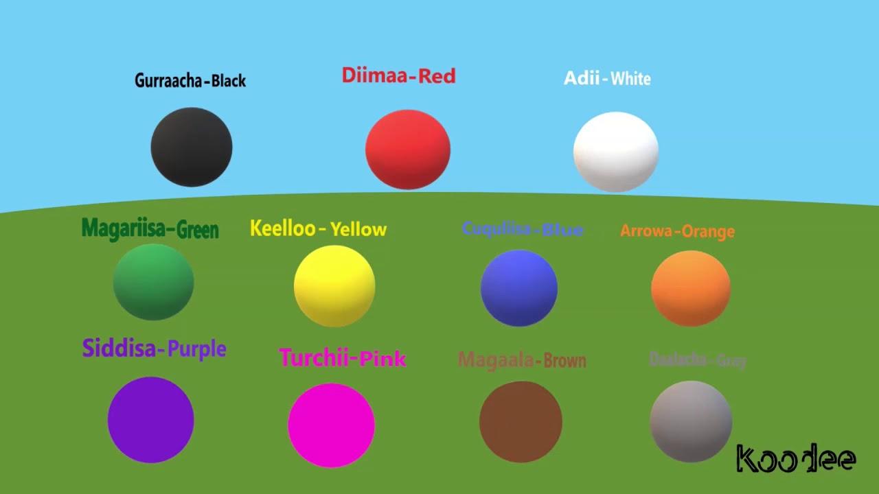 Halluu / Color