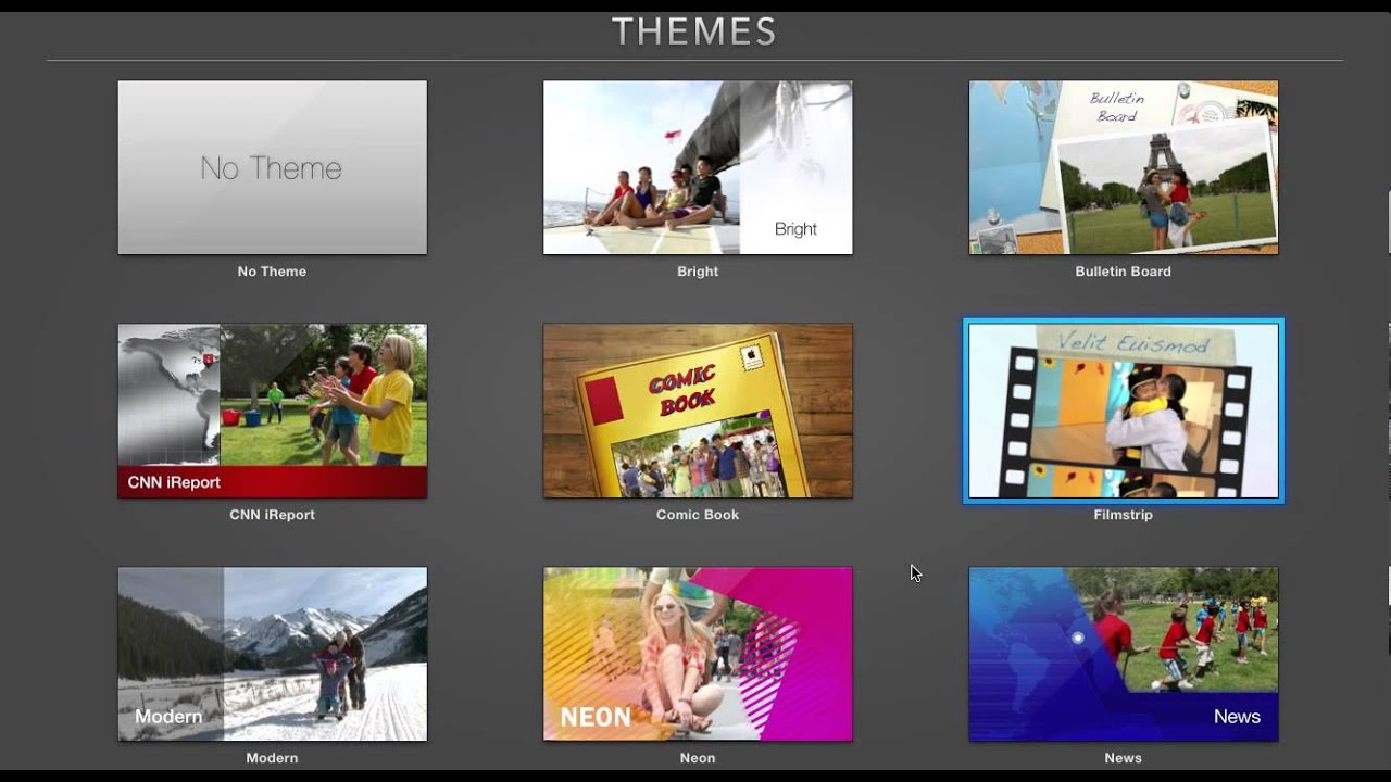 Imovie 100 for mac all themes youtube imovie 100 for mac all themes maxwellsz