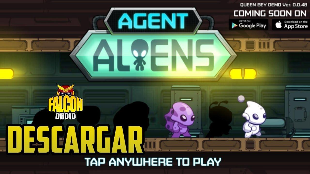 Android l Descargar Agent Aliens Gratis (Hack) l Apk l mediafire