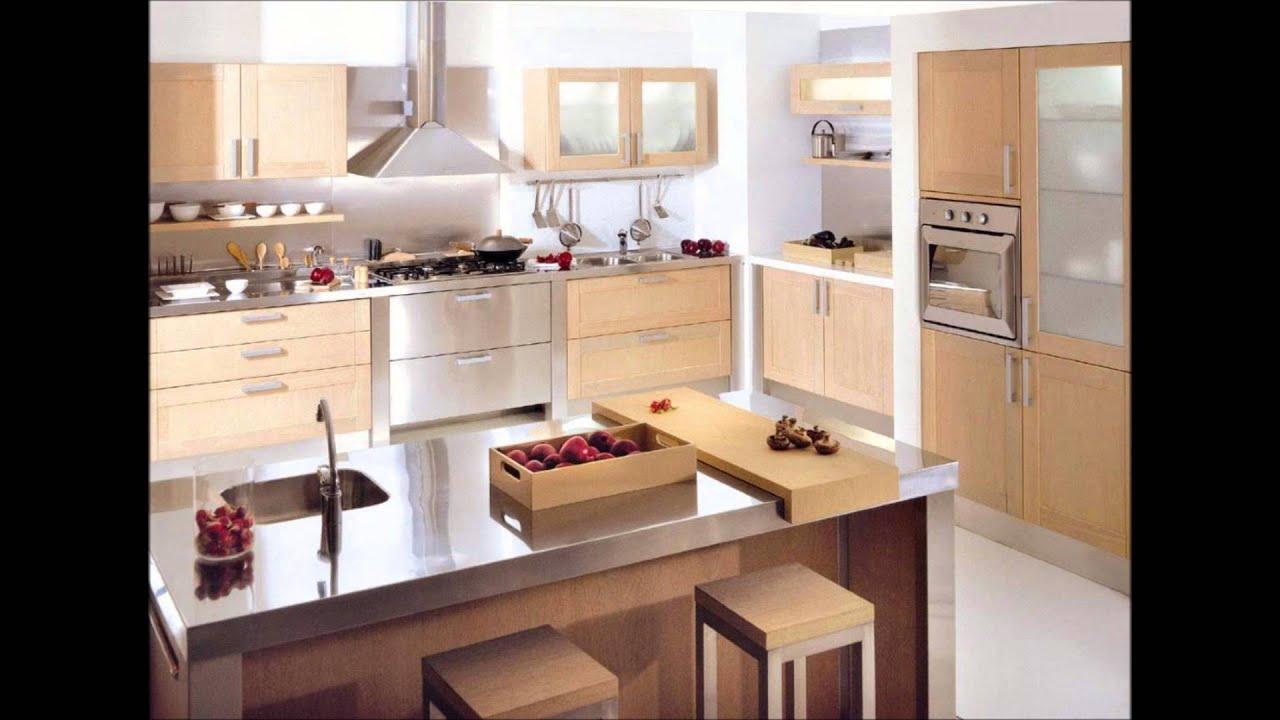 Feng shui para la cocina youtube for Cocinas de melamina modernos