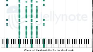 Killing in the Name - Rage Against the Machine [Piano Sheet Music]