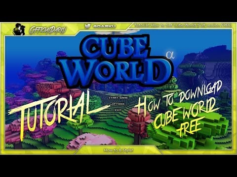 Cube World download | FREE | updated from YouTube · High Definition · Duration:  1 minutes 48 seconds  · 192,000+ views · uploaded on 5/16/2013 · uploaded by CubeWorldGameCom