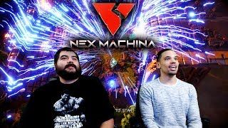 Nex Machina Arcade Co-op | Veteran Difficulty