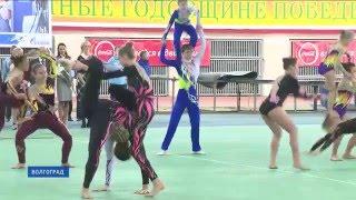 В Волгограде прошел открытый легкоатлетический турнир на призы Елены Слесаренко