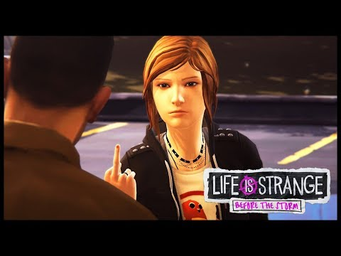 BRIGA FAMILIAR - Life is Strange Before the Storm #6