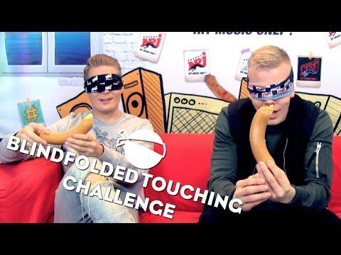 PROFEETAT | Blindfolded touching challenge