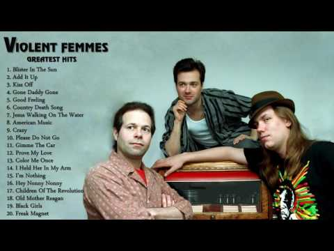 Violent Femmes Greatest Hits | The Best Of Violent Femmes (Full Album)