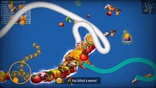 Worm Zone.io || Voracious Snake || android,ios screenshot 1