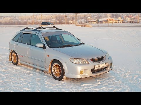 Blog #5 Mazda FAMILIA Sport 2.0 в кузове S-Wagon