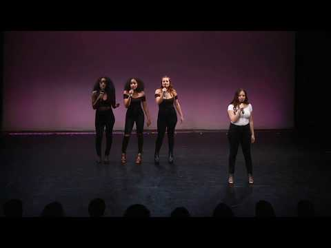 THE END (cover) by Little Mix