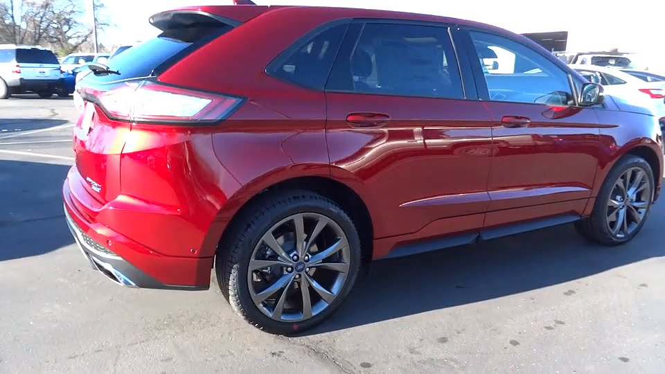 2017 ford edge redding eureka red bluff northern for Crown motors ford redding
