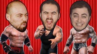 3 Kişi Dövüştük - WWE 2K16