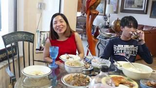 Vlog 174 ll Gia đình Việt Mỹ chuyển nhà đi đâu???  ( Bữa cơm tối sau bao ngày trở lại )