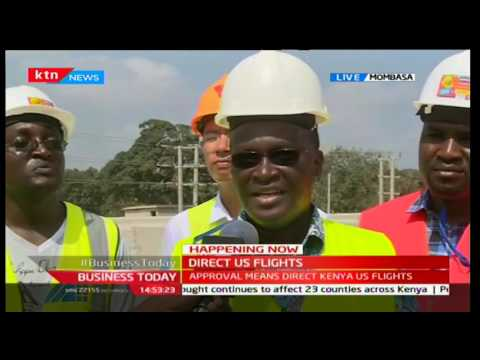 Business Today: A closer look at Kenya Maritime Growth - 24/2/2017