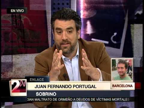 Paul Martin Perú entrevista 2  la N
