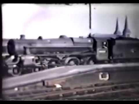 60s Steam & Diesel @ Birmingham Snow Hill pt 3