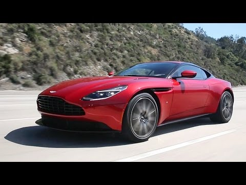 2017 Aston Martin DB11 - Review and Road Test