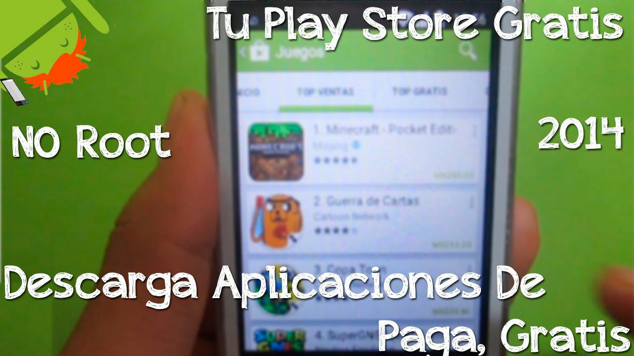 Descarga Aplicaciones De Pago Gratis En Android Cesargbtutoriales