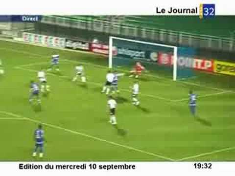 Estac troyes angers sco 2 1 les buts du match youtube for Match estac