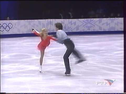 2002 Pairs Berezhnaya & Sikharulidze FS