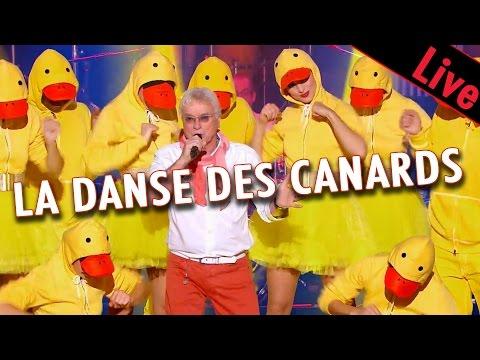 La danse des canards - J.J. Lionel / Live dans Les Années Bonheur