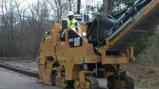 CATERPILLAR PM102 ON CUSTOMER …