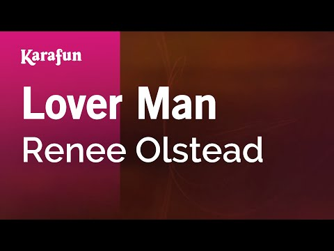 Karaoke Lover Man - Renee Olstead *
