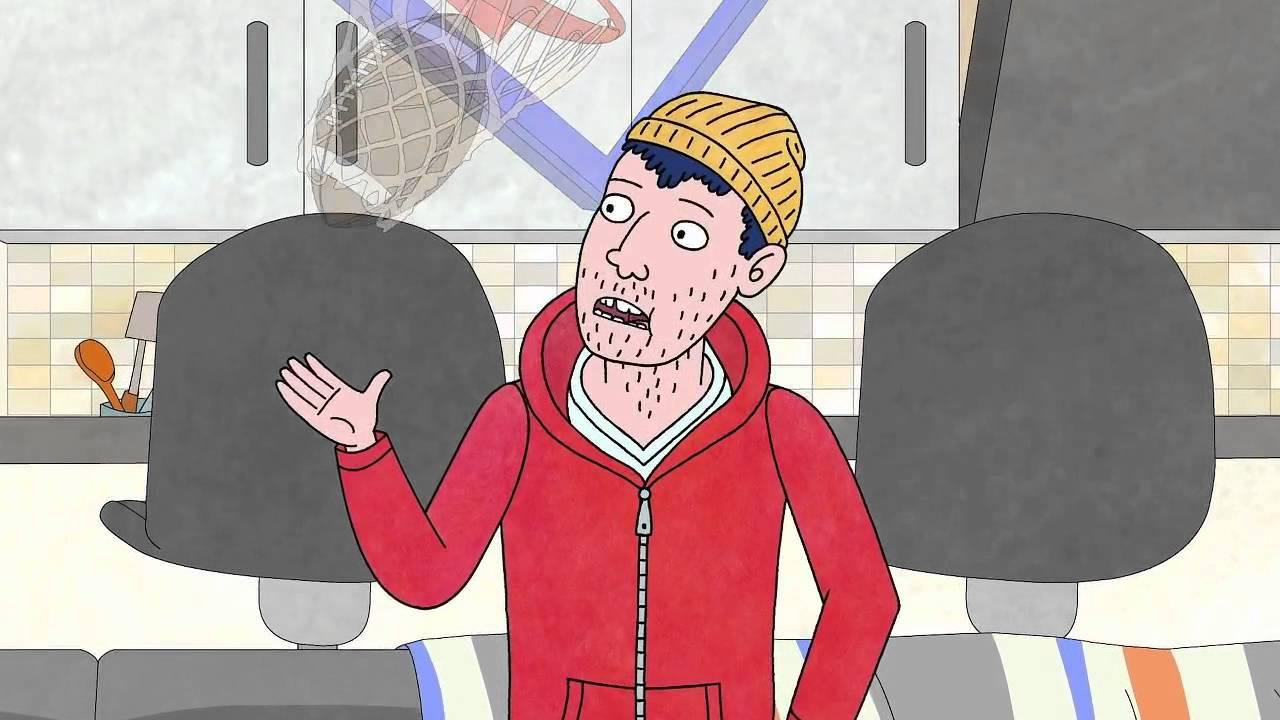 Bojack Horseman Todd Finds Out About His Rock Opera