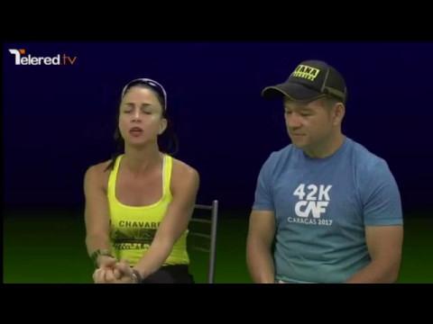 En el Palco Resumen y entrevista con Nirvana Trail Runners