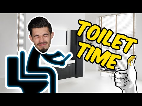 JE VAIS AUX TOILETTES ! (TOILET TIME LET'S PLAY)
