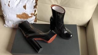 VETEMENTS Ankle Boots Unboxing