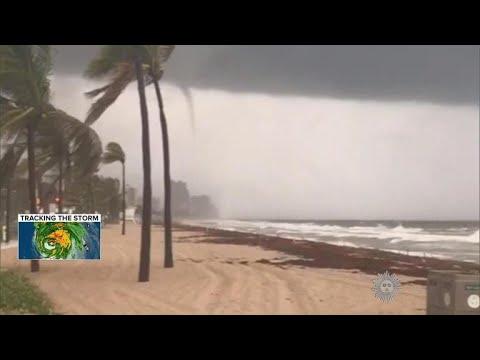 Hurricane Irma takes aim at Tampa, St. Petersburg