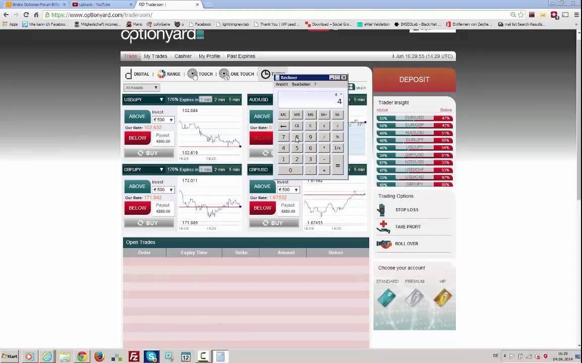 Binary options trading sites usa