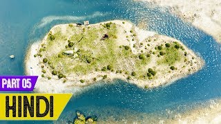 Secret Island in GTA 5 - #Slender Man 2 #5