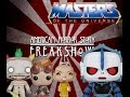 Funko Pop Vinyl Unboxing American Horror Story   Master of the Universe   Magic the Gathering